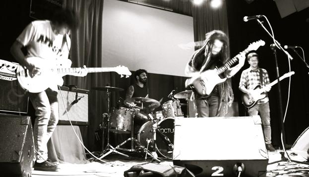 Nutopia, el indie rock más personal, en El Sol el día 28 de abril.