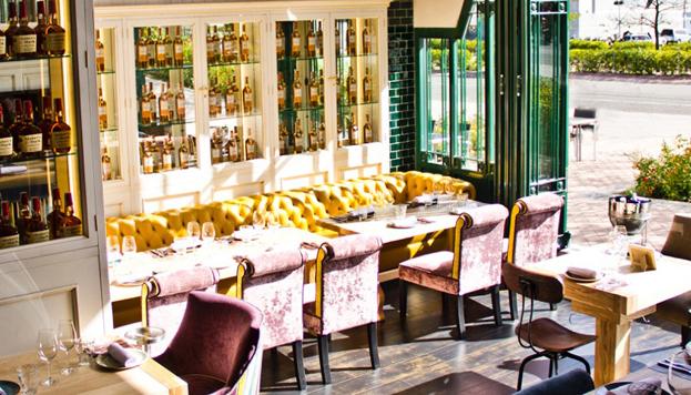 La Canica ofrece un dos en uno: buena cocina y exquisita decoración.