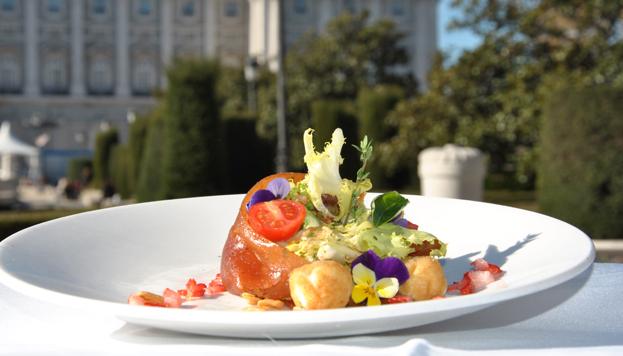 Madrid Exquisito propone degustar menús de alta cocina por solo 25 euros (IVA incluido y bebidas aparte).