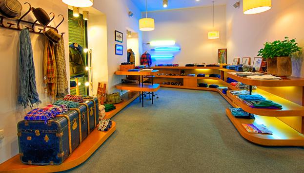 En Polar Shop los clientes son partners y colegas. Lo suyo son las piezas clásicas y sencillas, pero especiales.