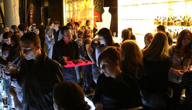 Cualquier día y cualquier hora es buena para pasarse por el bar del Hotel Urban, en el Barrio de Las Letras.