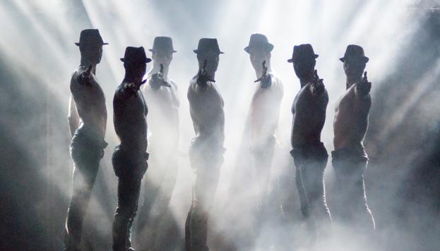 Aeternum es el título del nuevo espectáculo de Los Vivancos, en el Teatro Nuevo Apolo del 13 al 17 de mayo.