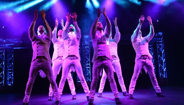 Extreme Flamenco Fusión. Así les gusta definir a Los Vivancos su forma de actuar.