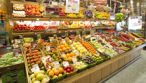 A la hora de la compra no pueden faltar las verduras y frutas de Gold Gourmet.