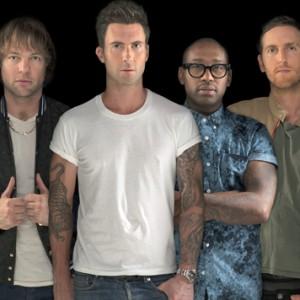 Maroon 5 en Madrid
