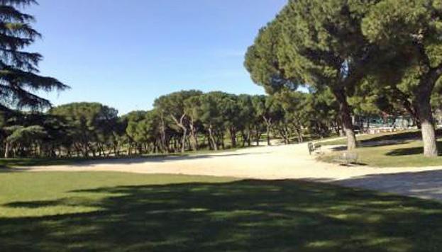 Parque de la Dehesa de la Villa