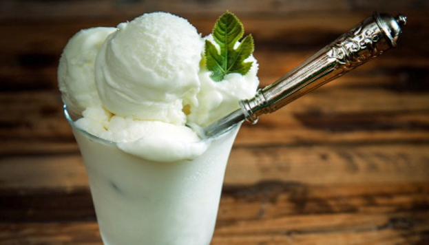¿Se puede ser más original? Este es el helado de sombra de higuera que puedes probar en Harina.