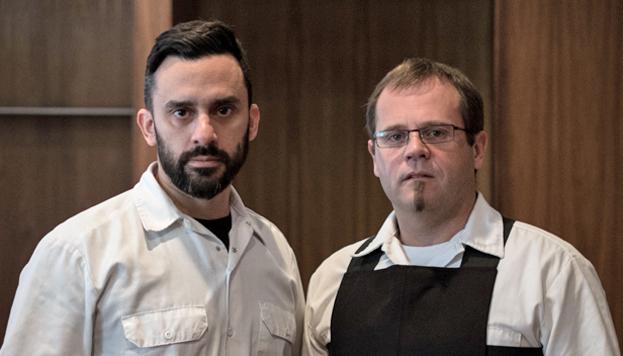 Estos son Estanis Carenzo y Pablo Giudice, dos argentinos responsables de que la cocina chifa haya llegado hasta aquí (©Fen Ye An).
