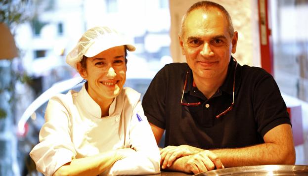 Estos son Carmen y Santiago, propietarios de la Taberna Pedraza, su gran sueño cumplido.