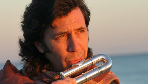 Jorge Pardo actúa el día 16 en Clamores.