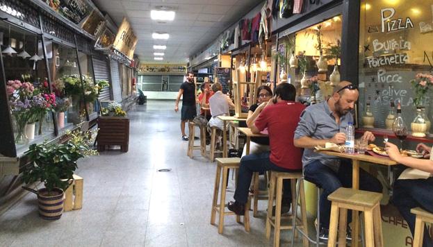 ¡Puro sabor italiano! Así es La Saletta, que presume de preparar una de las mejores pizzas de Madrid.