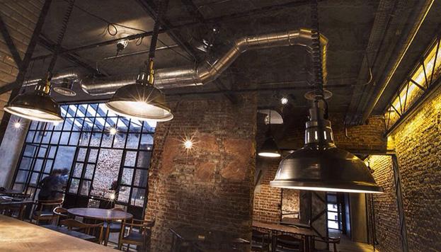 DSTAgE es mucho más que un restaurante: en la planta baja se imparten talleres y se estudian nuevas recetas.