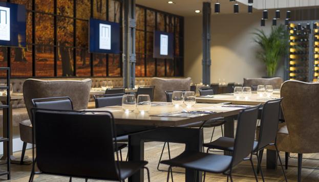 Max Madrid es uno de los restaurantes que participa en esta nueva edición de Madrid Exquisito... en otoño.