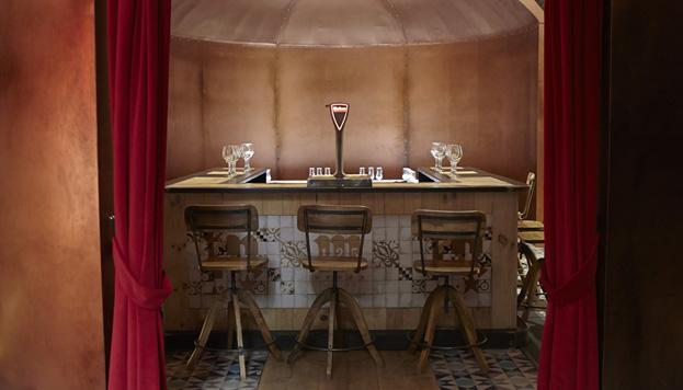 El Restorán Mahou renace en Lamucca para acoger a 18 grandes chefs que suman 26 estrellas Michelin.