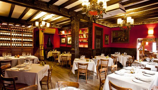 En un restaurante centenario como es Los Galayos no pueden faltar los callos en su carta.