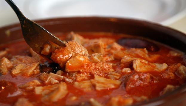 No hay plato más madrileño y más otoñal que este: los callos, que tienen su propio festival.