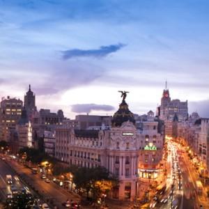Diez canciones de Madrid
