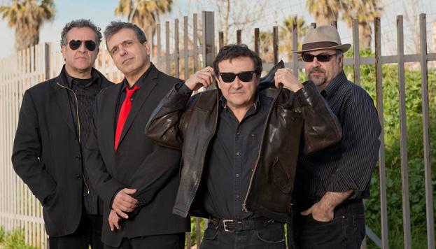 La J. Texi Band, heredera de la mítica Mermelada, actúa el día 20 en la sala Siroco para recordar viejos tiempos.