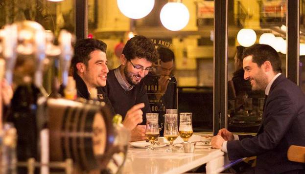 Hasta el día 29 también es posible degustar el menú Cómete Madrid, a base de tapas.