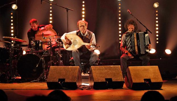 Rabih Abou Khalil Trio