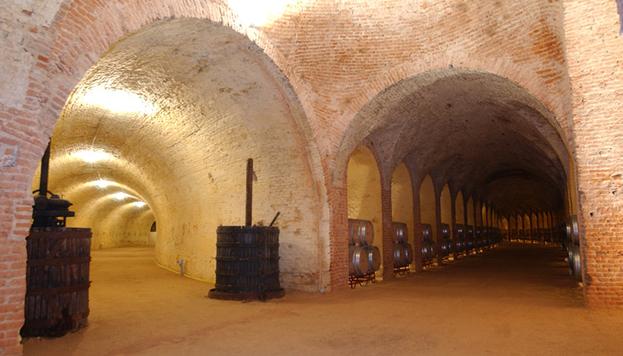 La Bodega del Real Cortijo se construyó en Aranjuez en el año 1782 por orden del rey Carlos III.