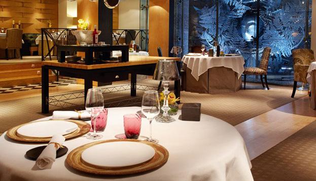 El chef Óscar Velasco, del restaurante Santceloni, ha preparado un Menú Fin de Año Estelar.