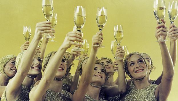 Las burbujas de Freixenet serán grandes protagonistas en la cena de Nochevieja de Platea.