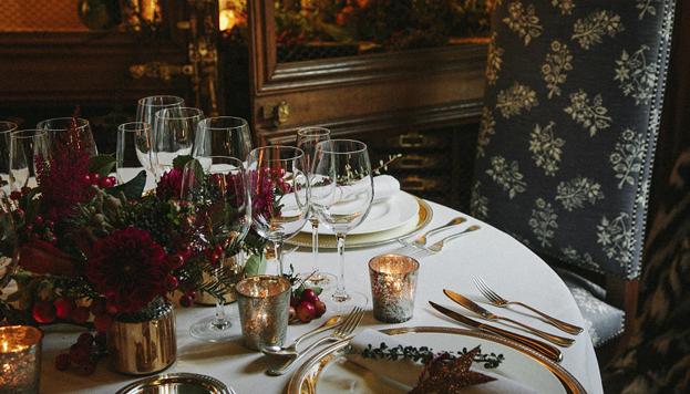 La Belle Epoque se instala en el Hotel AC Santo Mauro durante la Nochevieja.