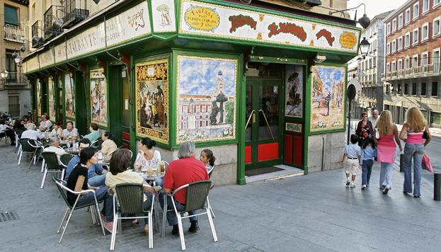 Barrio de La Latina