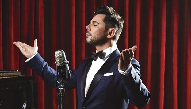 El cantaor flamenco actúa en el Teatro Compac Gran Vía entre los días 12 y 17 de enero.