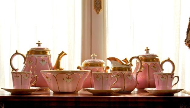 También los museos participan en Gastrofestival: el del Romanticismo organiza una tea party.