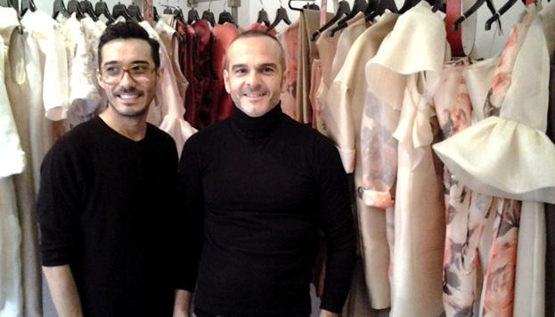 Antonio Burillo y Juan Carlos Fernández, de The 2nd Skin Co