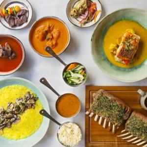 Cocina india en Benares