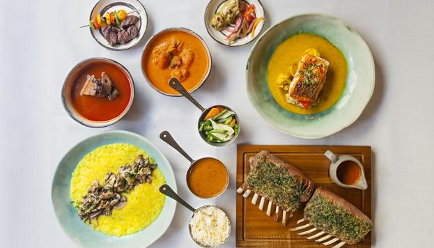 El mejor restaurante indio de Londres, con una estrella Michelin, ya tiene sucursal en Madrid.