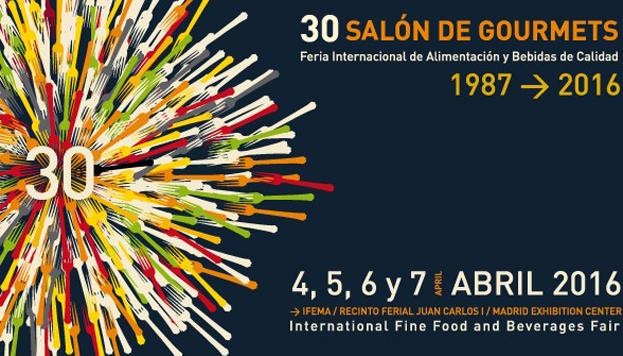 Del 4 al 7 de abril, Feria de Madrid acoge una nueva edición del Salón de Gourmets, un encuentro de tendencias gastro imprescindible.