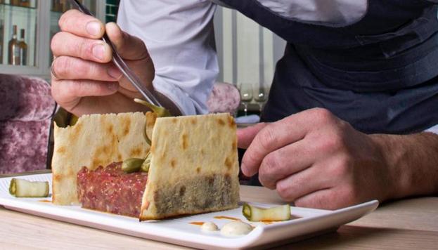 La canica de Sergio Martínez es un restaurante de moda. Conviene reservar mesa con tiempo.