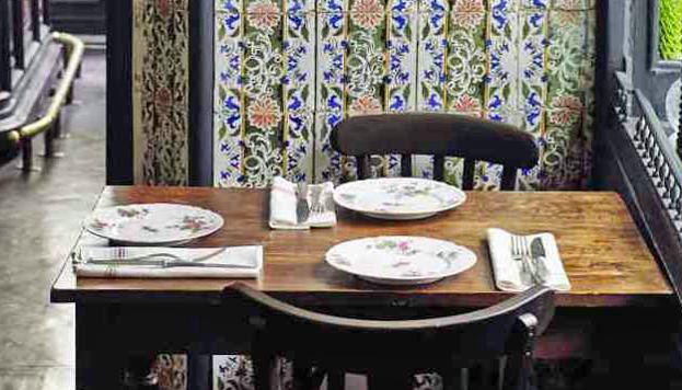 Los azulejos de La Carmencita han sido testigos de muchas historias. ¡Tienen más de cien años! (© Pablo Zamora).