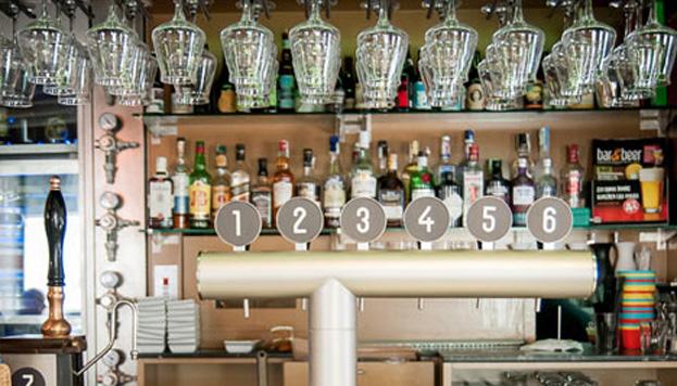 Hay que visitar La Tape: sirven cervezas sin gluten para celíacos.