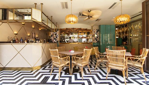 Benares ha sido uno de los últimos restaurantes indios en abrir sus puertas en Madrid. Lo suyo es la alta cocina.