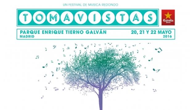Entre el 20 y el 22 de mayo el parque Enrique Tierno Galván acoge el Festival Tomavistas.