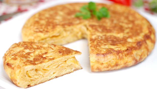 Otra tapa mítica de esas que crean adición: la tortilla de patata. ¿Nos tomamos un pincho?