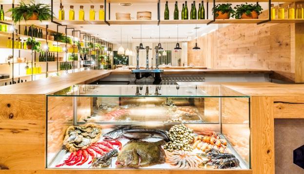 Atrapallada es un restaurante familiar donde se practica la artesanía gastronómica.
