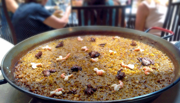 ¡Hoy comemos arroz! Hasta el día 26 de junio, 27 restaurantes de Madrid participan en la II Ruta de la Paella.