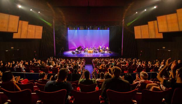 El Festival Clazz Continental Latin Jazz se celebra en los Teatros del Canal los días 23, 24 y 25 de junio.