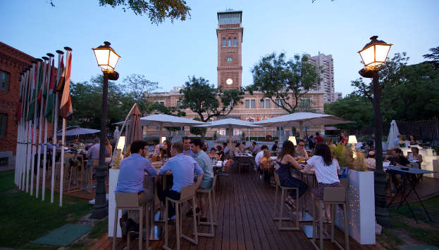 Terraza shukran casa rabe bloggin 39 madrid blog de - Terrazas romanticas madrid ...