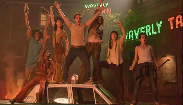 Película Stonewall, en el Espacio Nigredo
