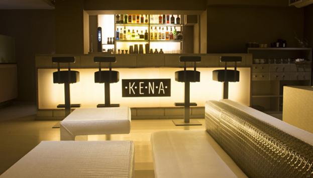 ¿Qué tal un pisco? El nuevo Kena tiene una zona de copas, perfecta para culminar la velada.