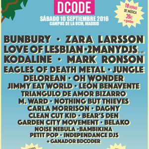 DCODE 2016