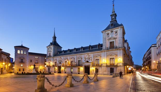 Plaza de la Villa, Madrid de los Austrias