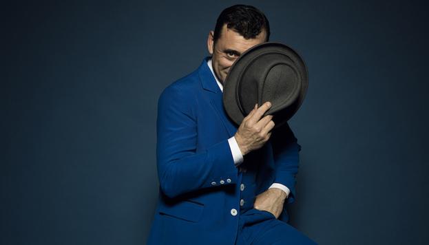 El cantante y compositor malagueño actúa el 28 de septiembre en el Teatro Nuevo Apolo.